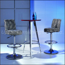 Popular Fashion Footrest High Bar Table and Chair Set (SP-BT510)