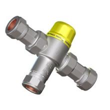 J5316 Parte del calentador de agua, Válvula de mezcla de temperatura, Mezcla de agua caliente y agua fría, Bobina de enchufe de Vernet, OEM Disponible