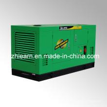 Grupo silencioso de generador de agua refrigerado por agua silencioso (GF2-50kVA)