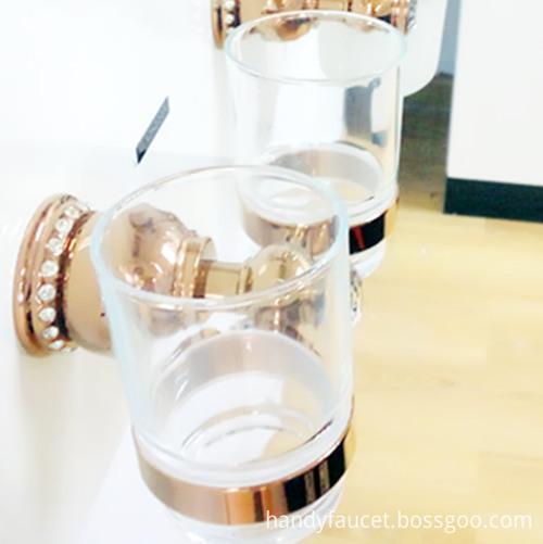 brass tumber holder