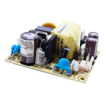 MEAN WELL 15w alimentation ouverte cadre EPS-15-15