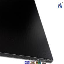 Guangzhou Megabond PE PVDF panel compuesto de aluminio para la venta