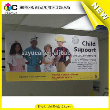 Hight resolution Waterproof PVC mesh outdoor vinyl banner