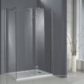 Porte de douche à l'italienne / Salle de douche / Douche en verre