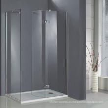 Puerta de ducha a ras de suelo / Cuarto de ducha / Unidad de ducha de vidrio