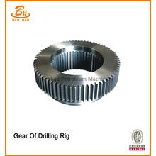 API Cast Iron Gear of Drilling Rig