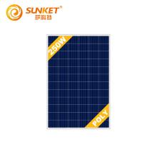 Полиэтиленовая солнечная панель 250 Вт