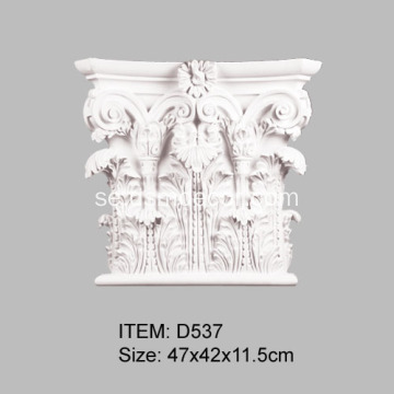 Roman Corinthian Capital for PU Pilasters