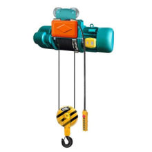 Wire Rope Electric Hoist, 0.5 to 16T Lifting Capacity, 6 to 30m Lifting Height