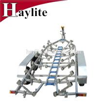 Kit de remolque de aluminio inflable para barcos