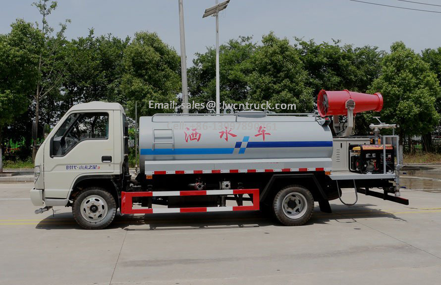 insecticide spray truck for sale