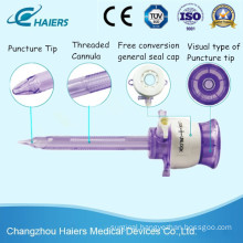 Disposable Medical Trocar for Laparoscope Surgery