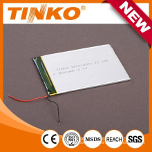 tinko lithium polymer 3.7V mobile phone battery