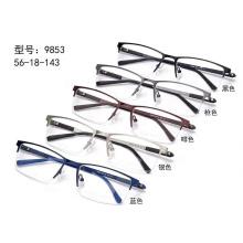 Gafas ópticas clásicas de lentes ópticas cuadradas para adultos