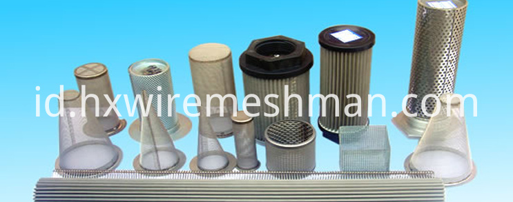 nickel metal mesh