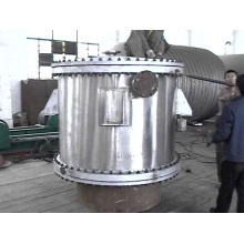 New Design Cylindrical Vertical Stainless Water Tank