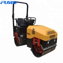 Compactador vibratório de asfalto de duas rodas Rolo compactador de 2,5 toneladas (FYL-900)