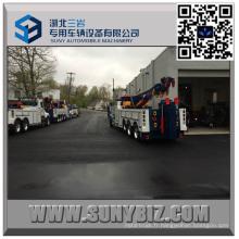 Camion de remorquage rotatif résistant de 50 tonnes