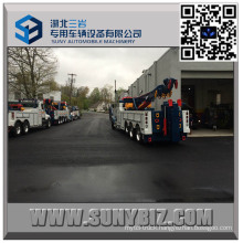 50 Ton Heavy Duty Sliding Rotator Tow Truck