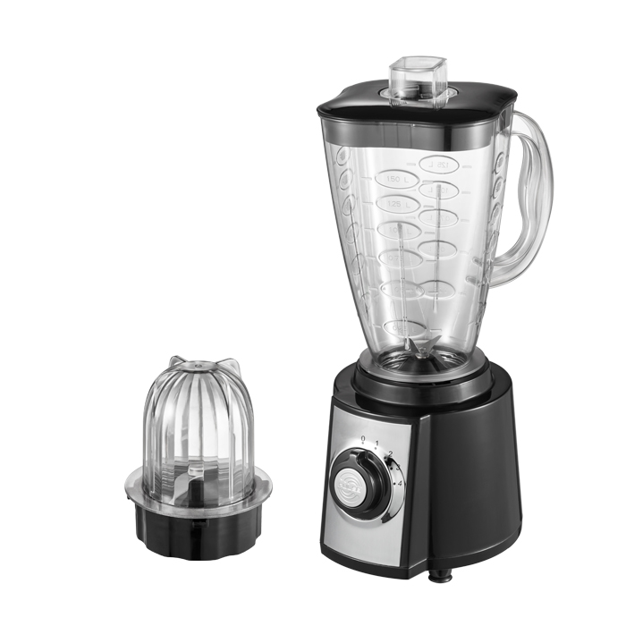 New Design 1 5l Plastic Full Copper Electric Food Blender Mixer With Grinder