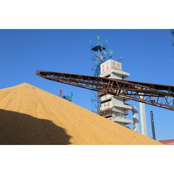 Hot Air Stove Grain Dryer Tower