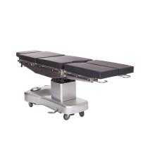 Table d'opération hydraulique manuelle en acier inoxydable