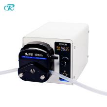 Food Grade Chemical Medical Liquid Transfer Peristaltic Pump