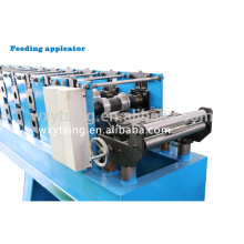 YTSING-YD-4221 Passed ISO / CE Automatic Stainless Guide Rail Roll Forming Machines, Guide Rail Making Machine