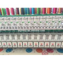 Precio de la máquina del bordado de la computadora de JINSHENG con el color 3,4,6,9,12,15