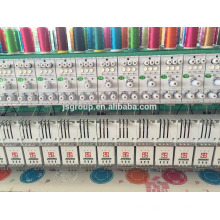 JINSHENG computer Embroidery Machine price with 3,4,6,9,12,15 color