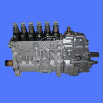 Pompe d'injection Komatsu Engine S6D102E-1 6735-71-1150