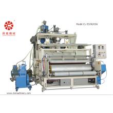 Tri-capa/5 capa de película de estiramiento que hace la máquina