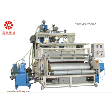 Tri-layer/πέντε στρώμα Stretch Film Making Machine
