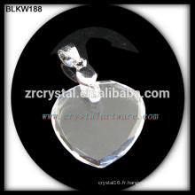 Collier en cristal BLKW188