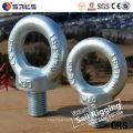 Boulon d'oeil d'acier au carbone forgé galvanisé par M24 de M24