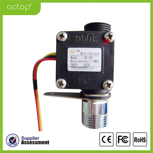 Magnetic Flow Sensor