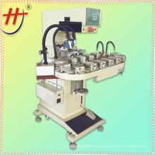 HP-160BZ alta produção transportador 2 cores impressora impressora pad
