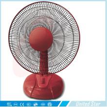 Unitedstar 16 ′ ′ ventilador de mesa (USDF-691) com CE, RoHS