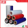Color LDPE Wrap Stretch Film com alta punção
