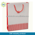 white gift paper bag shopping bags wholesale good quality