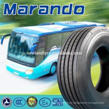 De la misma calidad que las llantas coreanas neumáticos 255 / 70R22.5 225 / 70R19.5 radiales para autobuses