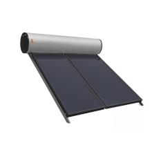 Aquecedor solar de água de placa plana 300L