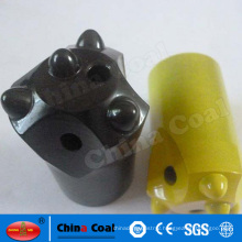 0.1mm thread button drill bits For hot sale