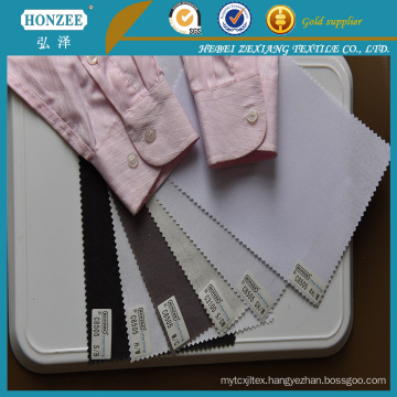 Cotton Fusible Shirt Collar Interlining