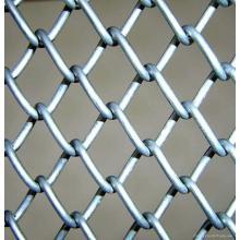 clôture à mailles de chaîne pour chiens