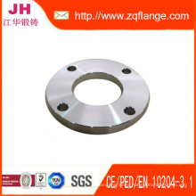 Pl Carbon Steel Forged Plate Flange En1092-1 Pn6 Type01