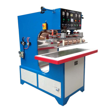 High frequency plastic welder canvas machine