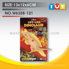 TPR fashion dinasaur brinquedo animal