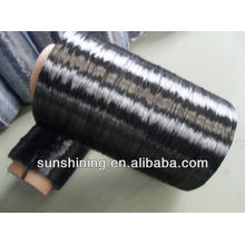 Hilados de filamentos de fibra de carbono