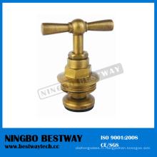 Cartouche de robinet d'arrêt en laiton de haute performance (BW-H09)